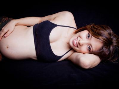 Megumi & Damian | Cairns Maternity Photography
