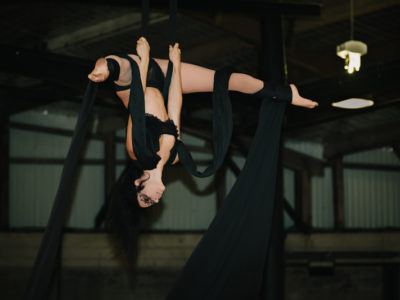 Aerial silks | Cairns Event Photographer