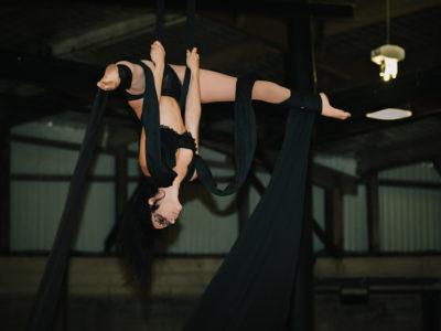 Aerial silks | Cairns Event Photographer
