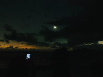Cairns Total Solar Eclipse 2012