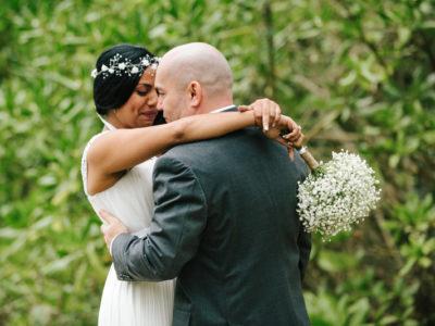 Ruhee & David {Newell Beach Wedding}