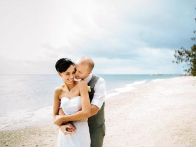 Fitzroy Island wedding sneak peek