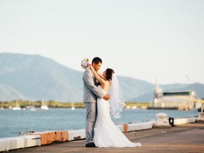 Jess & David {Pullman Reef Casino Wedding, Cairns}