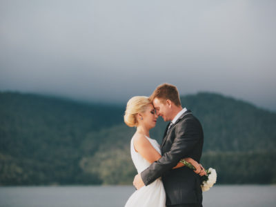 Peta & Steven {Lake Tinaroo, Atherton Tablelands Wedding}