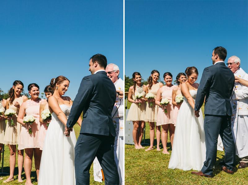babinda backyard wedding bridal party