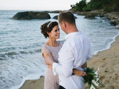 Melissa & Andrew {Trinity Beach Wedding Photography}