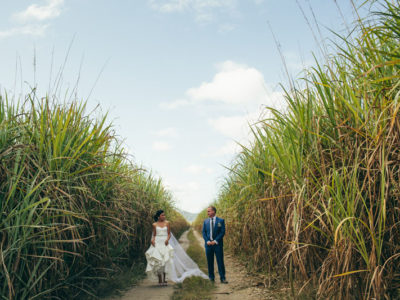 Nina & Michael {Port Douglas Wedding Photography}