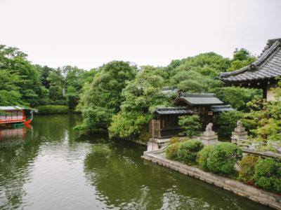 Summer in Kyoto