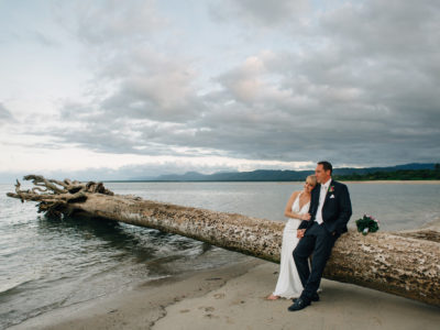 Rob & Lisa {Newell Beach Photography}