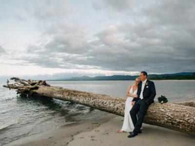 Rob & Lisa {Newell Beach Photography}