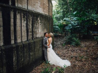 Amanda & Gee {Cairns Tanks Arts Centre Wedding}