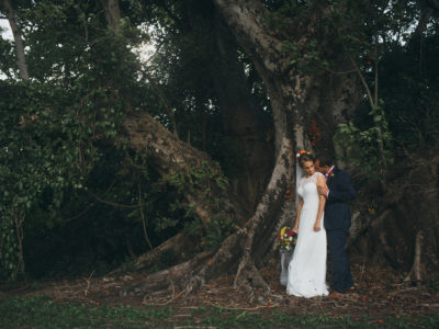 Hannah & Ross {Alamanda | Nu nu | Palm Cove Wedding Photography}