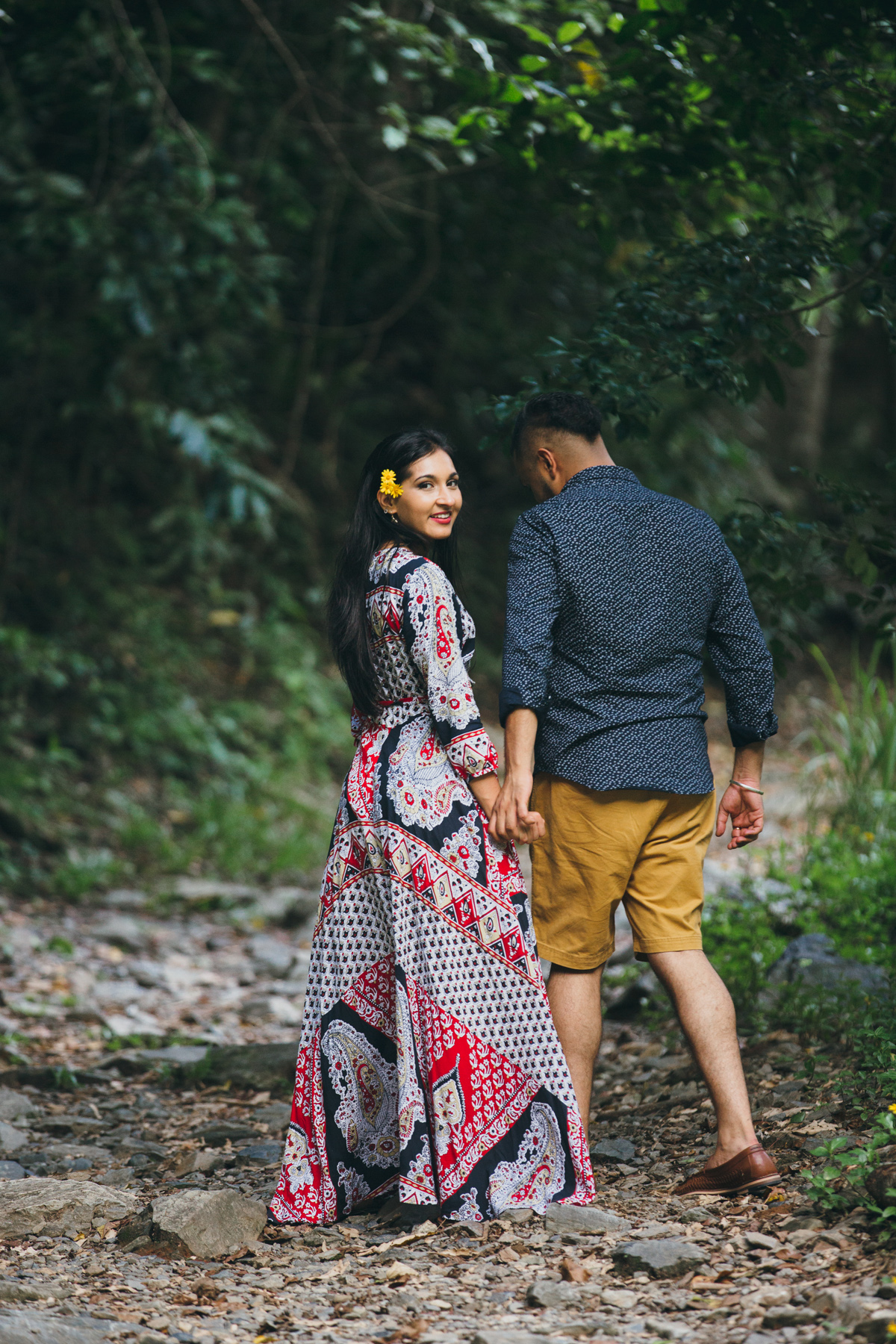 cairns engagement photo session