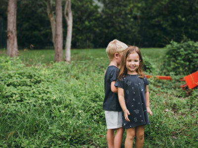 The Smallest Tribe {Lifestyle Lookbook Photography}