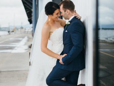 Emily & Tom // Hilton Cairns Wedding