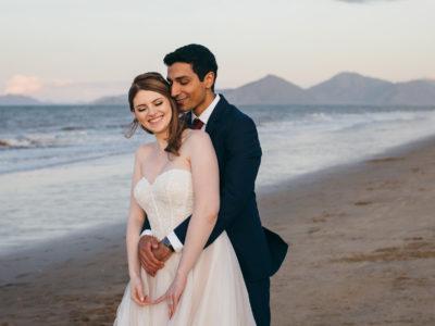 Caroline & Reuben // Destination Wedding Cairns Elopement