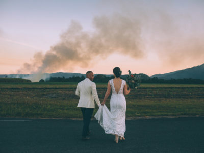Lucy & Peter // Bali Hai Port Douglas Wedding