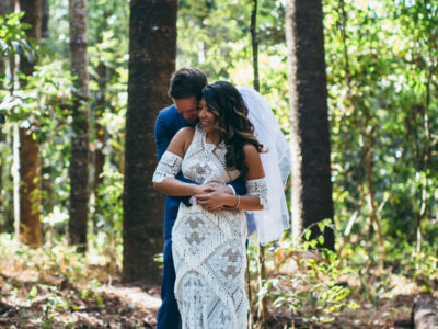 Aubrey & Peter // Palm Cove Wedding
