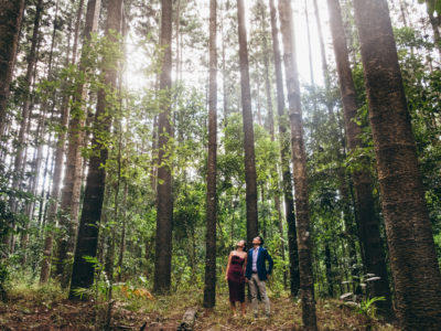 Angie & Charles // Cairns Engagement Session