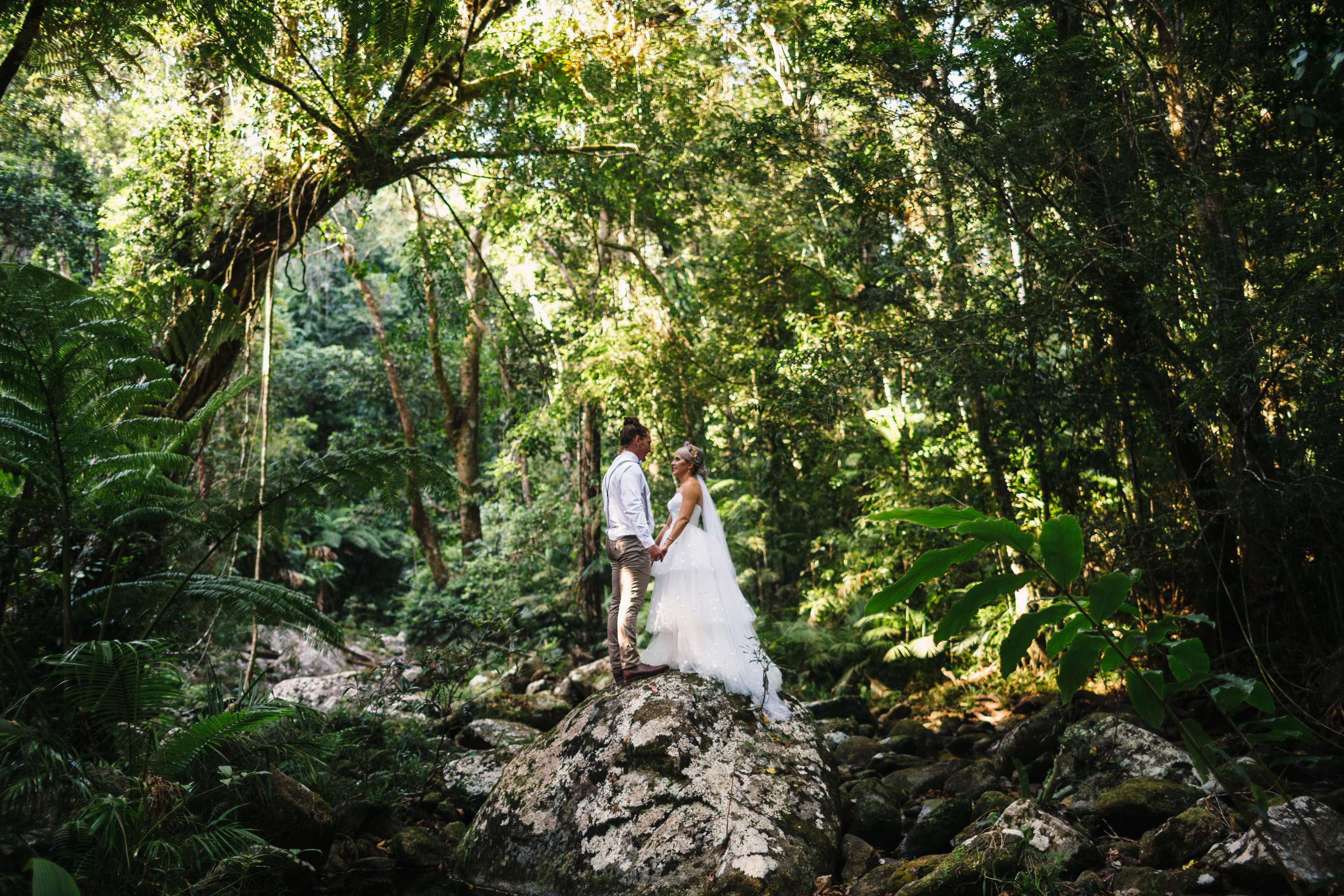 cairns rainforest wedding