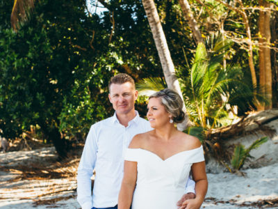Christine & Tim // Port Douglas Wedding
