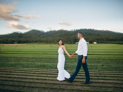 Ange & Ray // Mareeba Engagement Session