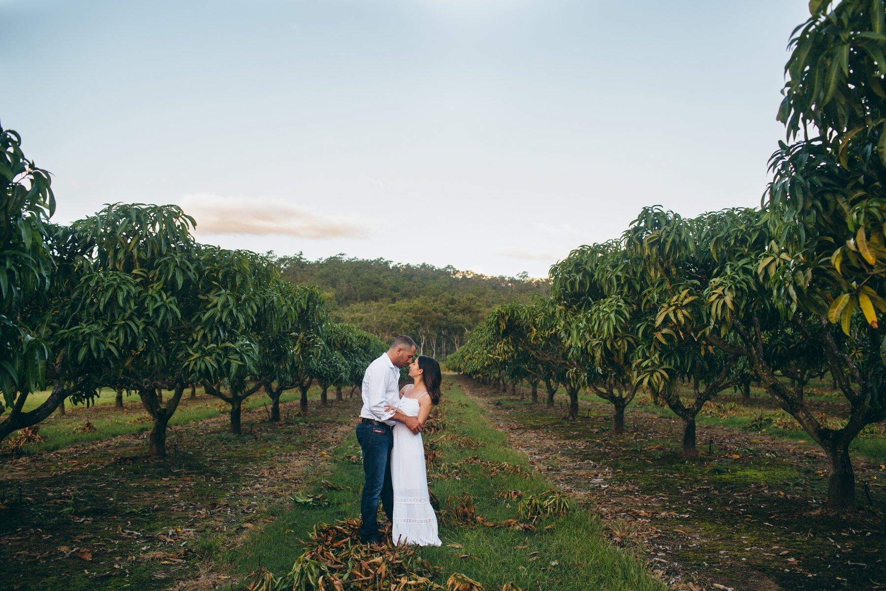 mareeba engagement session