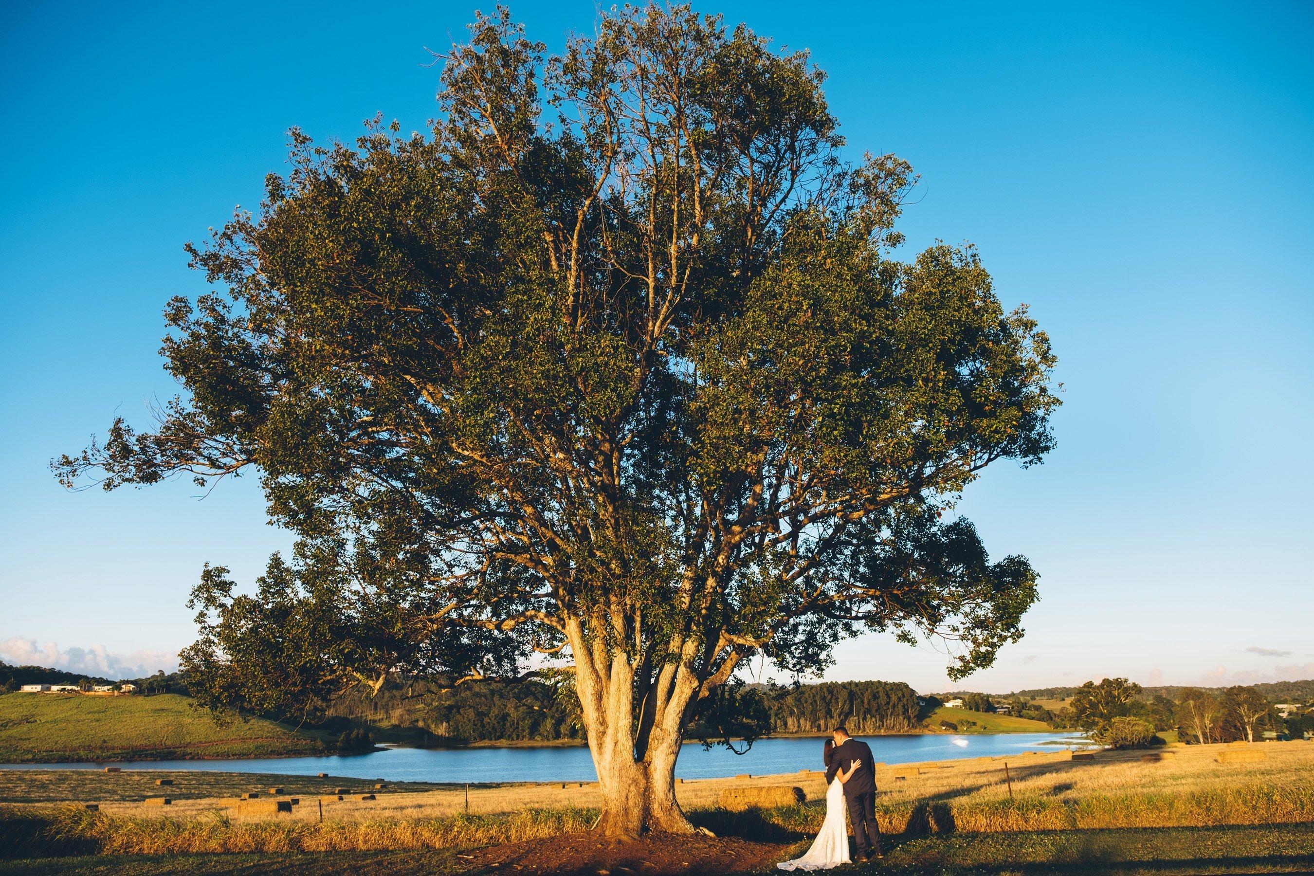 Atherton Tablelands elopement