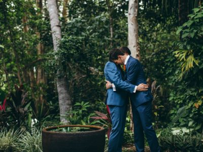 Nick & Dean // Alamanda + Pullman Palm Cove Wedding