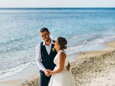 Jo & Najee // Fitzroy Island Wedding
