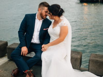 Kate & Jonathan // C'est Bon // Cairns Wedding
