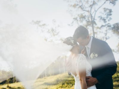 Esther & Sam, Port Douglas Hinterland Rustic Wedding