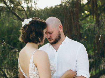 Emily & James, Palm Cove Elopement