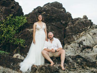 Emily & James // Palm Cove  Elopement