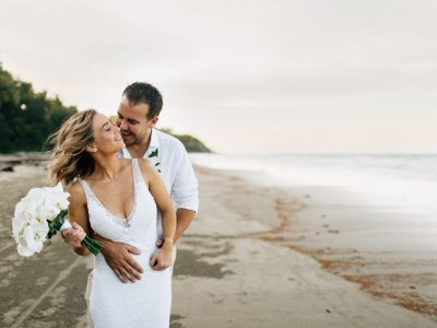 Courtney & Elliot, Port Douglas Elopement