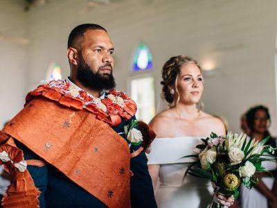 Ashton & Junior, Port Douglas Wedding